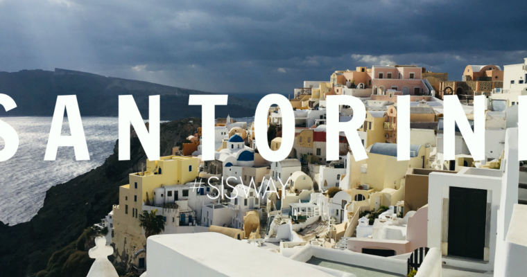 Santorini, the island of unfulfilled expectations